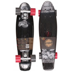 Flip Transparent plastični pennyboard, 22,5in